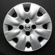 Nissan Micra Radkappen
