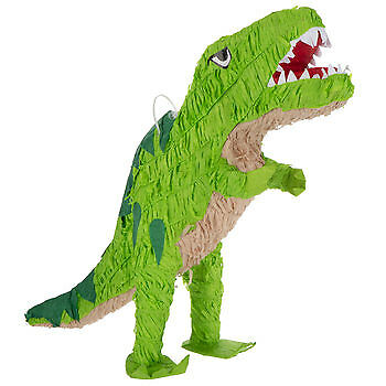 Green T-Rex Dinosaur Pinata (Dinosaur Piñata)