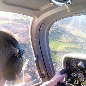 IntoTheBlue Experience Gifts & Memories -for example, Flying Lessons from Coventry Airport