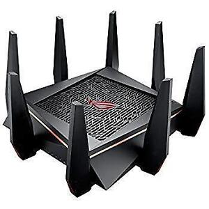 ASUS ROG Rapture Wireless GT-AC5300 Tri Band Wi-Fi Router - BRAND NEW SEALED