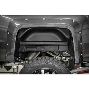 Rough Country Wheel Well Liners Silverado 2014-18