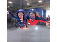 IntoTheBlue Experience Gifts & Memories - for example, Indoor Skydiving in Milton Keynes