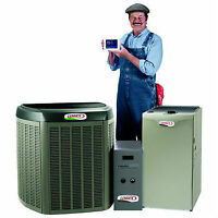 Lennox Furnace, Air Conditioner, Boiler, Sale, Service, Install