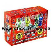 Match Attax Adventskalender