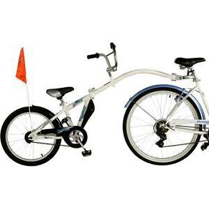 WeeRide Co-Pilot Trailer Bike