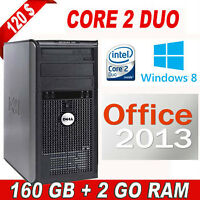 ★ CORE 2 DUO @ 2.20Ghz + Win 8.1 + Office 2013 + SUPER DEAL ★