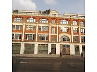 Shoreditch serviced offices benefiting from beautiful natural light - From £275 per month