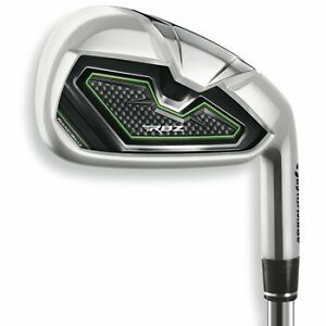 New TaylorMade RBZ Max Irons 4-PW, AW Regular Flex Graphite Rocketballz