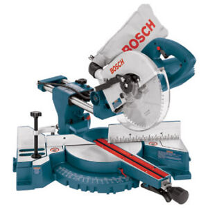 Bosch 3915 Compound Mitre Saw with stand