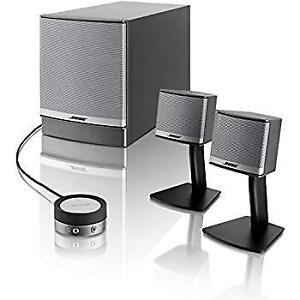 Bose Companion Series 3 Multimedia Speaker System