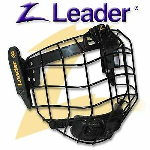 Vintage Z Leader HV5300 hockey cage face guard