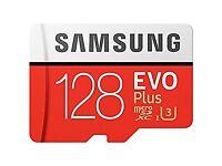 Samsung EVO plus 128GB class 10. Brand New