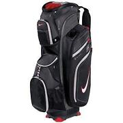 White Nike Golf Bag