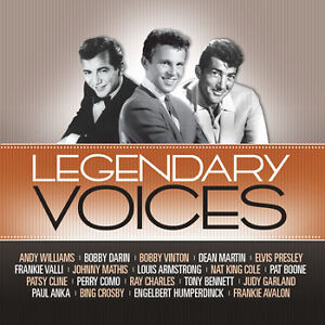 Legendary voices time life series