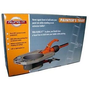 Rung-it Painter's Tray new