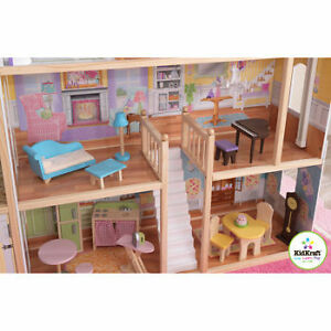 BLACK FRIDAY SALE ON DOLL/BARBIE DOLLHOUSE MANSION Watch|Share | Cambridge Kitchener Area image 3
