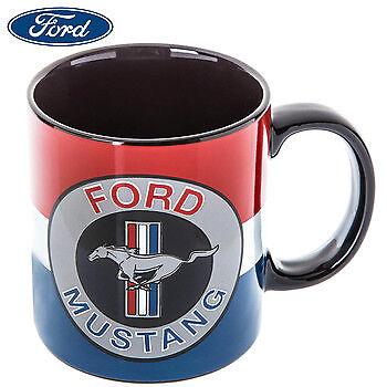 Ford Mustang 16oz Coffee Mug -