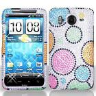 HTC Inspire Bling Phone Case