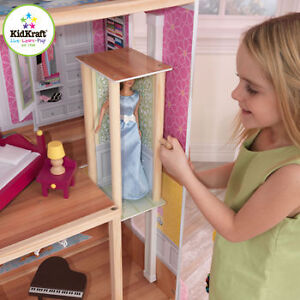 BLACK FRIDAY SALE ON DOLL/BARBIE DOLLHOUSE MANSION Watch|Share | Cambridge Kitchener Area image 4