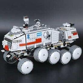 Lepin Building Blocks - 05031 Clone Turbo Model Tank /933 pcs/2 kgs