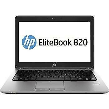 HP Elitebook 820 G1 - Intel Core i5 4300U - 8GB - 320GB HDD