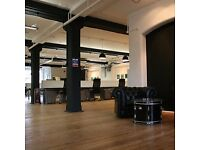 A new co working space with an emphasis on great design and atmosphere from £295 per month