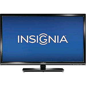 Insignia 32 inch LED HDTV Television television works perfectly