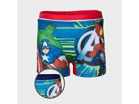Marvel Avengers Swimming Trunks