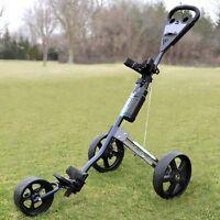 Intech Tri Tra 3-wheel Push Golf Cart