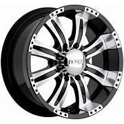 16x8 Wheels 6 Lug