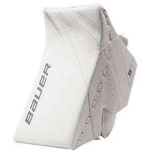 Bauer Supreme S27 Goal Catcher and Blocker JR and Sr Brand New