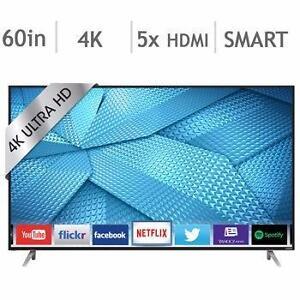 Télévision DEL 60'' M60-C3 4K UHD 240hz Smart Vizio - LED TELEVISION - BESTCOST.CA