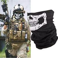 Skull Masks Air Soft Motorcycle Scooter Snowboard Ebike COD
