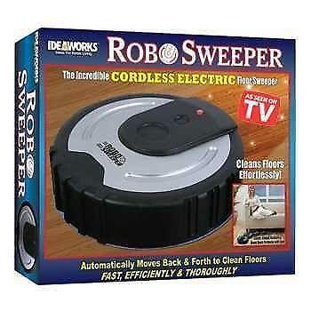 Cordless Electric Floor Sweeper Ebay