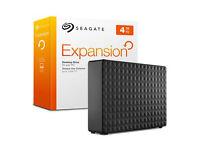 Seagate Expansion 4TB USB 3.0 Desktop 3.5 inch External Hard Drive - Brand New & Sealed