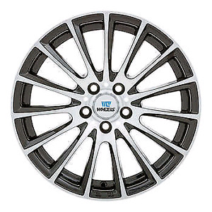 15 inch Alloy Rims with Michelin all-season tires