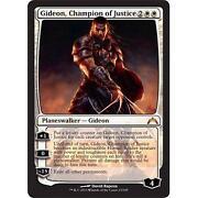 MTG Gideon