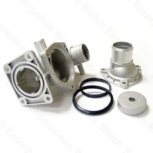 Aluminum Thermostat Housing for Jaguar S-type 4.0V8