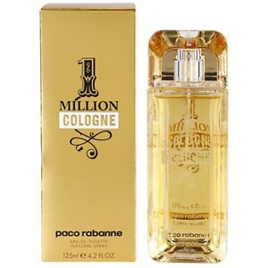 1 million Cologne Paco Rabanne 125ml for men
