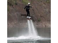IDEAL CHRISTMAS GIFT - FLYBOARDING EXPERIENCE - CHEPSTOW