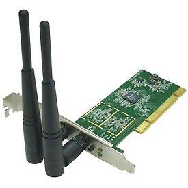 Edimax 300Mbps Wireless 802.11b/g/n 32-bit PCI Adapter