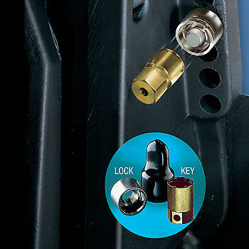 "Outboard Motor Lock  Mercury Mariner Suzuki 1/2"" - 20 Thread"