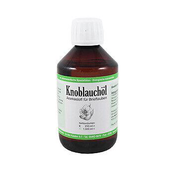 Hesanol Knoblauchol 250ml, (pure garlic oil). For Pigeons & Birds