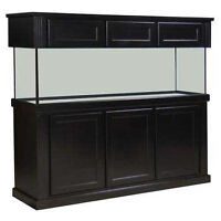 Perfecto Aquarium Stand And Canopy: 125 To 150gl