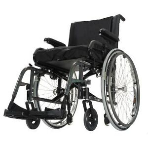 Quickie 2 HD Ultra-Light Folding Wheelchair