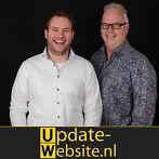 Update-Website: Slechts €250,- voor een nieuwe CMS website