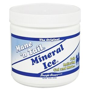 Mineral Ice 2.2 kg/5 lb/ Konk insect Spray-Location Peace River
