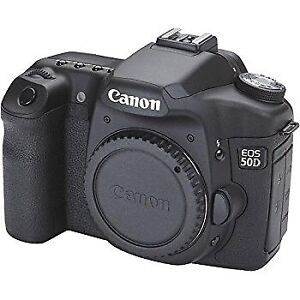 Canon 50 D (body only)