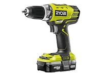 Drills and Screwdrivers wanted