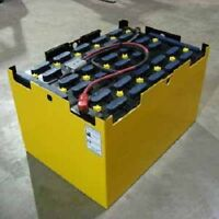 New & Reconditioned Forklift Battaries